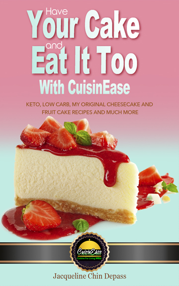 Have Your Cake and Eat it Too With CuisinEase