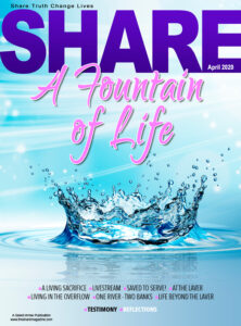 April 2020 Magazine